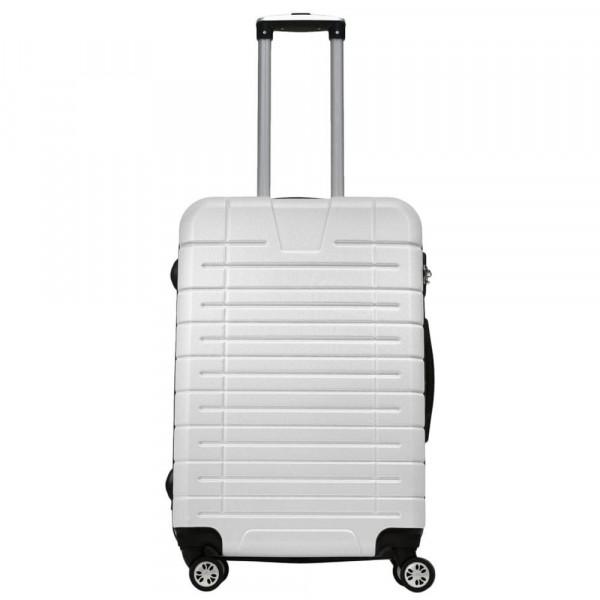 Белый чемодан с увеличением объема American Tourister Curio ... | 600x600
